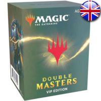 Booster Magic The Gathering : Double Masters – VIP Edition (Anglais)