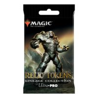 Booster Magic The Gathering : Relic Tokens – Lineage Collection