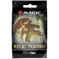 Booster Magic The Gathering : Relic Tokens – Relentless Collection