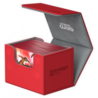 Deck Box Ultimate Guard Sidewinder 100+ Rouge