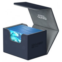 Deck Box Ultimate Guard Sidewinder 100+ Bleu