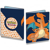 Portfolio Pokemon 9 Cases : Dracaufeu
