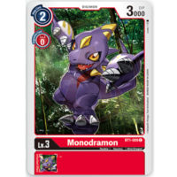 BT1-009 Monodramon (C)