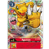 BT1-010 Agumon (Art Alternatif) (R)
