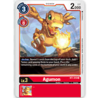 BT1-010 Agumon (R)