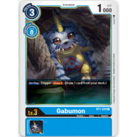 BT01-029 Gabumon (R)