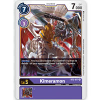 BT2-077 Kimeramon (R)