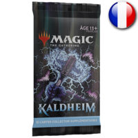 Booster Collector Magic The Gathering : Kaldheim (Précommande : Date de Sortie le 05 Fevrier)