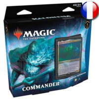 Deck Commander Magic The Gathering : Kaldheim – Phantom Premonition (Français)