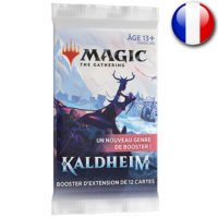 Booster D'extension Magic The Gathering : Kaldheim (Précommande : Date de Sortie le 05 Fevrier)