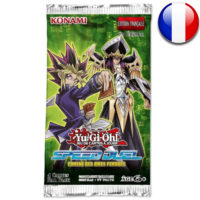Booster Yu-Gi-Oh! Speed Duel : L'arene Des Ames Perdues (Français)