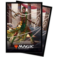 100 Proteges Cartes Standard Ultra Pro : Magic The Gathering – Calix, Main De La Destinée