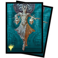 100 Proteges Cartes Standard Ultra Pro : Magic The Gathering – Ashiok, Muse Des Cauchemars