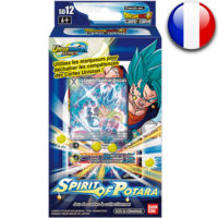 Deck De Demarrage Dragon Ball Super Card Game : Spirit Of Potara (Français)