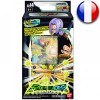 Deck De Demarrage Dragon Ball Super Card Game : Saiyan Wonder (Français)