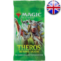 Booster Collector Magic The Gathering : Theros Par Dela La Mort (Anglais)