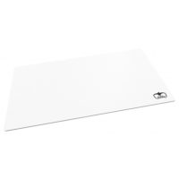 Tapis De Jeu Ultimate Guard Monochrome 61×35 cm : Blanc
