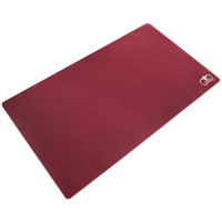 Tapis De Jeu Ultimate Guard Monochrome 61×35 cm : Bordeaux