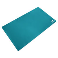 Tapis De Jeu Ultimate Guard Monochrome 61×35 cm : Bleu Petrole
