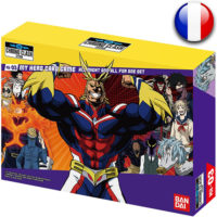 Deck Chrono Clash : My Hero Academia – All Might / All For One (Francais)