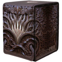 Deck Box Ultra Pro 100+ Alcove Flip Planeswalker : Magic The Gathering – Kaldheim