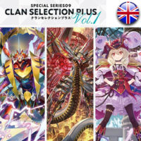 Booster Vanguard : V-SS07 Special Series Clan Selection Plus Vol.1 (Anglais)