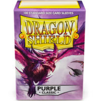 Dragon Shield – 100 protèges cartes standard : Violet