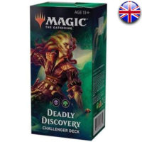 Challenger Deck Magic The Gathering : Deadly Discovery (Anglais)
