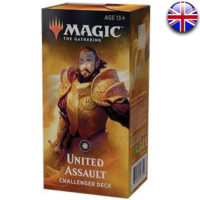 Challenger Deck Magic The Gathering : United Assault (Anglais)