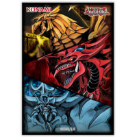 50 Proteges Cartes Yu-Gi-Oh! : Les Dieux Egyptiens